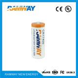 bateria preliminar do lítio 3.0V para os perseguidores dos animais marinhos (CR17450)