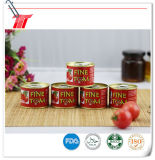 Fine Tom Brand Sour and Sweet Flavor Tomato Paste