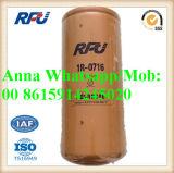 filtro de petróleo da alta qualidade 1r-0726 para a lagarta (1R-0726)