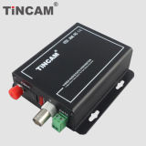 単一のFiber 20km Fiber Video Converter