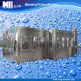 Fábrica por completo 3 automáticos en 1 máquina de rellenar plástica del agua de botella del animal doméstico