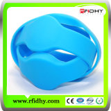 Soft Durable Ntag213 Waterproof Silicone RFID Wristbands