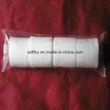 Máquina de embalagem médica automática do fluxo do algodão do servo motor de Omron