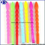 Multicolor Latex 8 Part Ballon