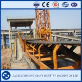 Transporte de correia na indústria da metalurgia