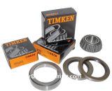 Métrico y pulgada afilados/rodamiento de Timken del rodamiento de rodillos de la forma cónica 32034