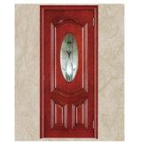 Découpage de la porte en bois chère intérieure