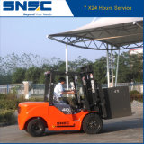 Diesel-Gabelstapler des China-Marken-Japan-Motor-4ton