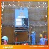 自動Sub-Arcの帯タンク溶接機