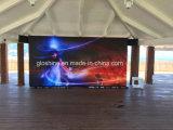 Visualización de LED de interior de las Caliente-Ventas HD de Gloshine K3.91