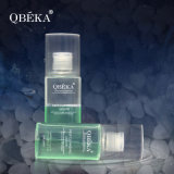 Cosmético líquido de limpeza profundo do removedor da composição de Qbeka da melhor chegada nova natural