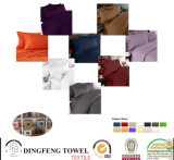 Cotone 100%, Polycotton o Microfiber Cotton Material Home Bedding Set, Verious Size Twin Full Queen King