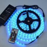 LED-Controller 24/44 Schlüsseldoppelkanäle der ausgabebaustein-Verbinder-DC12V 2 Dimmer für 3528 5050 RGB LED Streifen-Licht