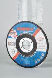 Rodas Center da interrupção da aleta para o abrasivo do metal (115X3.2X22.2mm) com certificados do MPa