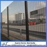 ワイヤー壁によって溶接される機密保護の網の塀のパネル