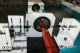 Torno de cinzeladura e de trituração Lz-1530 do Woodworking do CNC