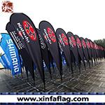 Indicateur de promotion/drapeau présentoir
