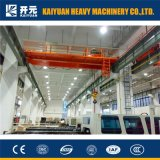 工場研修会のための10トンの二重ガードの天井クレーン