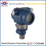 Transmisor de presión de calibrador del tubo de Wp3051gp