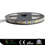 IP20 SMD5050 weißes Streifen-Licht der Farben-LED