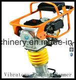Heet verkoop Stamper van het Opvulmateriaal van de Benzine de Trillings met de Motor van Honda Gx100 gyt-70h
