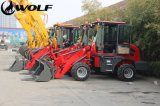 トルクConverter Small Wheel Loader 1t Zl10f