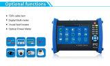 Monitor video portátil Handheld para IP, Ahd, Cvi, Tvi, câmeras do CCTV do Sdi
