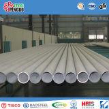 Tubulação de aço inoxidável de alta qualidade de 301 ERW com GV