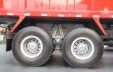 De Vrachtwagen van de Stortplaats van Sinotruk HOWO 8X4 371HP