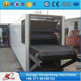 Secador de faixa do engranzamento do carvão vegetal da alta qualidade para a venda