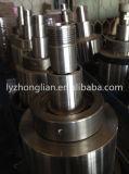 Macchina tubolare ad alta velocità del separatore dell'olio di noce di cocco del Virgin di alta efficienza di Gf105-J