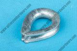 Cosse de câble métallique du calage Hardwareg-411 de constructeur de la Chine