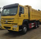 Vrachtwagen 16cbm van Sinotruck HOWO de Vrachtwagen van de Stortplaats van 10 Wiel