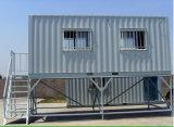 최신 담궈진 직류 전기를 통한 강철 구조물 사다리 강철 층계 (SSWS-003)
