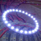 свет автомобиля СИД ксенонего глаз ангела 15LEDs 90mm белый изготовленный на заказ