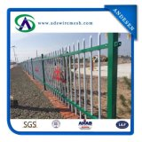 Сваренная загородка прочности Австралии загородок ковки чугуна сваренная безопасностью стальная