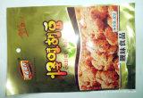 De Plastic verpakkende Zak van het voedsel voor Verwerkte Lima Boon