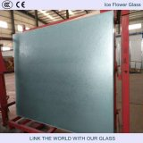 3mm / 4mm / 5mm Ice Flower Design Glass Prismatic Glass com Ce & ISO9001