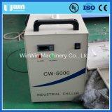 Миниые цена гравировального станка вырезывания стеклянного лазера СО2 6040 бумажное