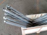 Filtro continuo de la ranura del alambre Vee de Johnson mini con el material del acero inoxidable