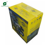 Alibaba Chine Manufacture Custom Printing Cardboard Box avec Window