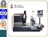 高品質機械化の合金の車輪(CK61125)のための水平CNCの旋盤