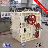 Mineração amplamente utilizada triturador quebrado para o triturador do estágio do rolo três de China quatro com ISO