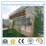 Подгонянная гальванизированная размером стальная загородка ячеистой сети для сада