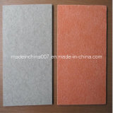 Alta densità attraverso la scheda del cemento della fibra di colore