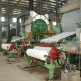 Machine de papier professionnelle pour papier de toilette 1575-3500mm 5-15t / Jour