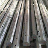 35FT Hot DIP Galvanized Steel Pole