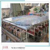 FRPの火格子を付ける磨く機械ガラス繊維のグリル機械