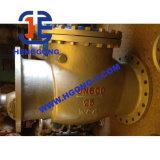Valvola di ritenuta industriale dell'oscillazione della flangia dell'acciaio di getto dell'ANSI
