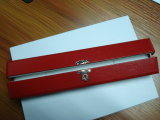PUの革宝石類の収納箱の宝石類のパックのギフト用の箱(Ys1018b)